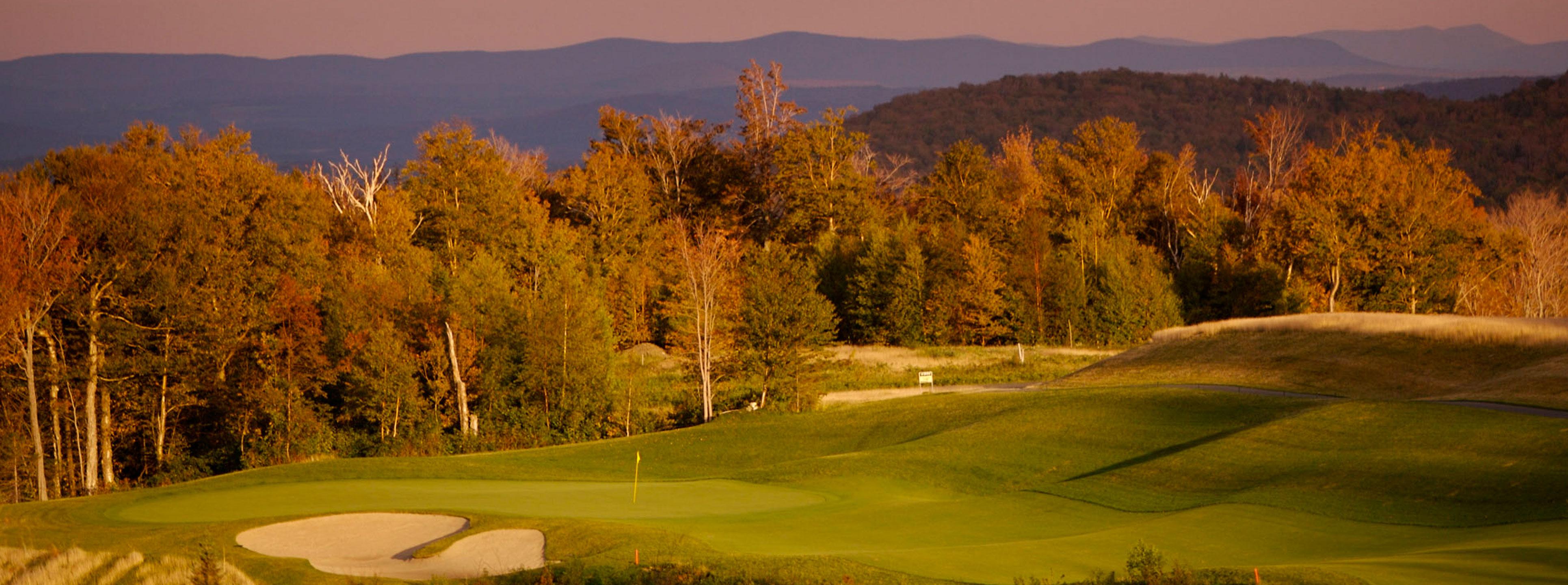 Golf Jay Peak