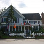 Phineas Swann Bed and Breakfast Inn in Montgomery Center, Vermont near Jay Peak