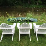 Trout River Sitting Area