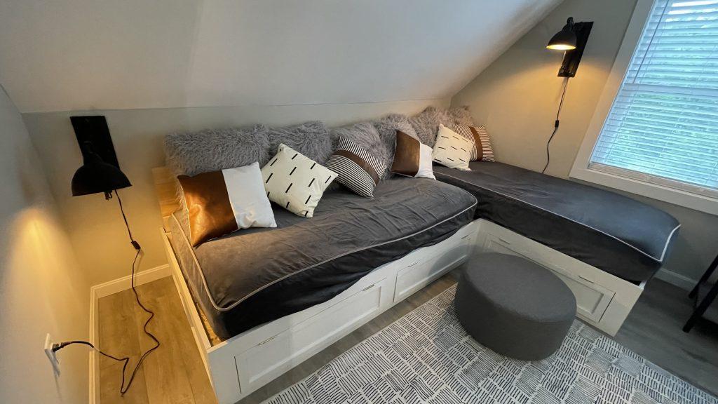 The Retreat Living Area